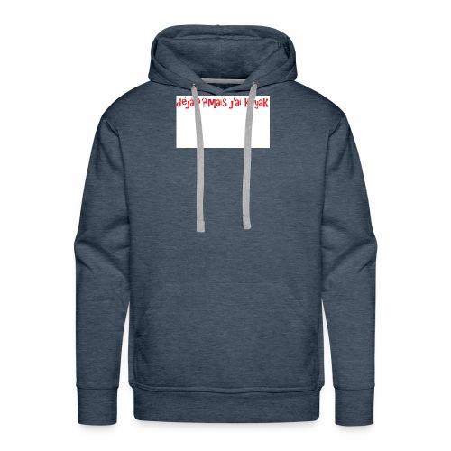 deja - Sweat-shirt à capuche Premium pour hommes