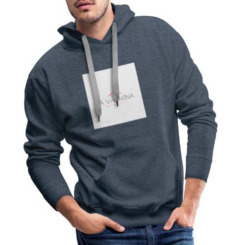 Met merk er op - Mannen Premium hoodie
