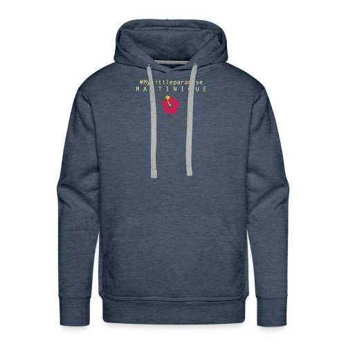 Mylittleparadise mada fleure - Sweat-shirt à capuche Premium pour hommes