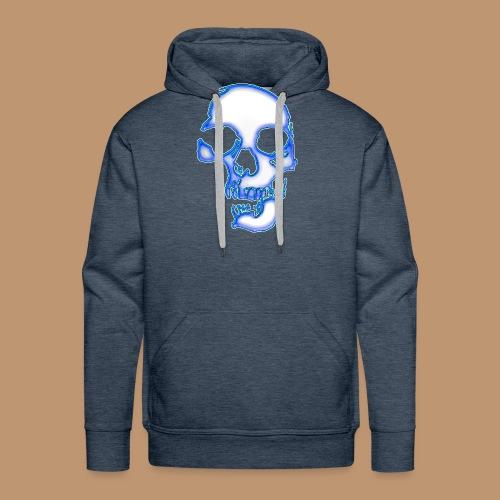 Skull 5 - Männer Premium Hoodie