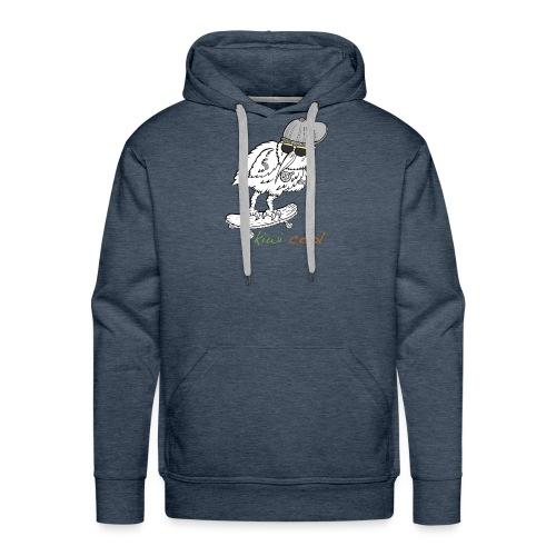 kiwi cool - Männer Premium Hoodie