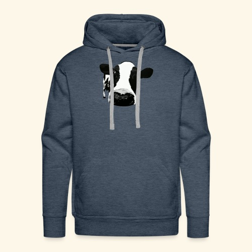 cow - Männer Premium Hoodie