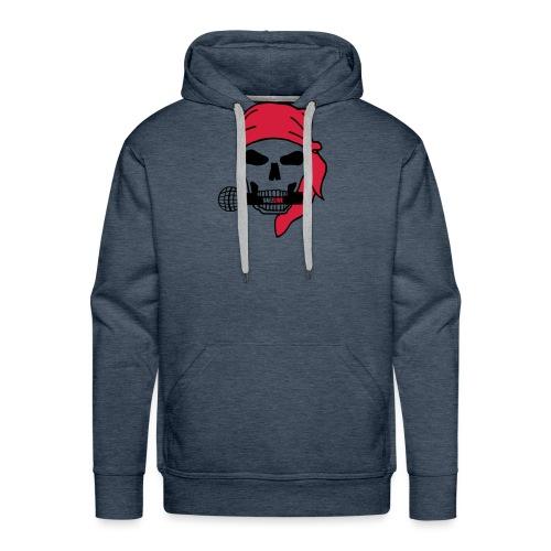 Pirate par éoline - Sweat-shirt à capuche Premium pour hommes