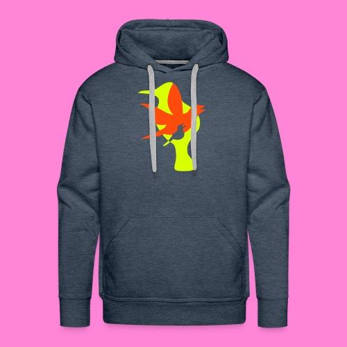 birds - Mannen Premium hoodie