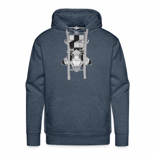 KEEP IT REAL - Men's Premium Hoodie
