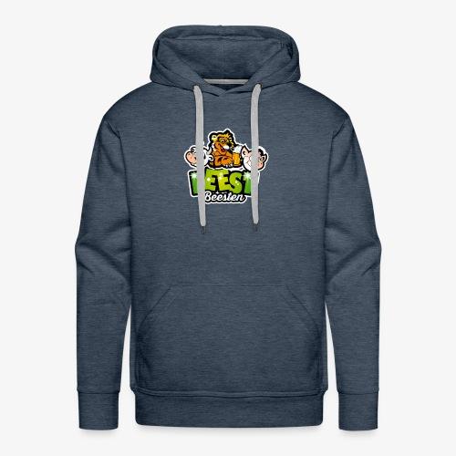 FeestBeesten - Mannen Premium hoodie