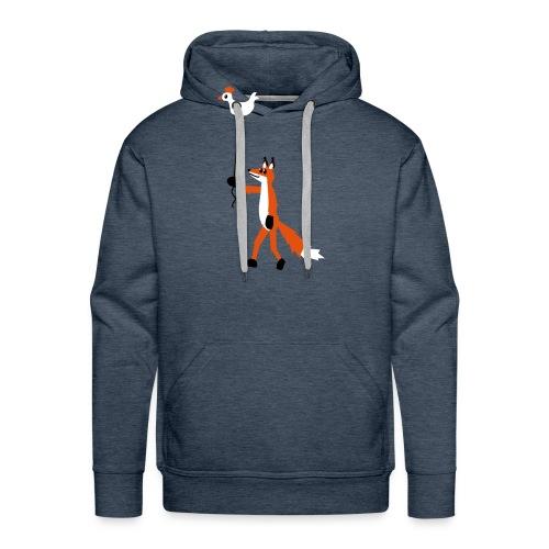 Fuchs und Henne - Männer Premium Hoodie