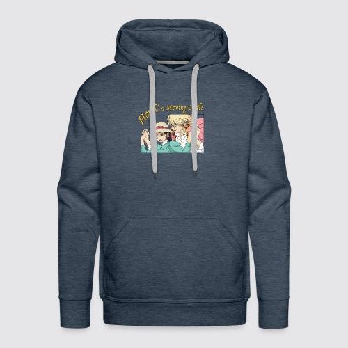 Howl's Moving Castle - Sweat-shirt à capuche Premium pour hommes
