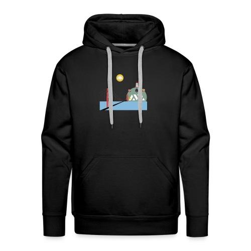 Avalanche Good Bridging to walhalla - Mannen Premium hoodie