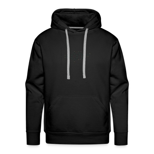 Molecuul MDMA - 'Where is Molly?' - Mannen Premium hoodie