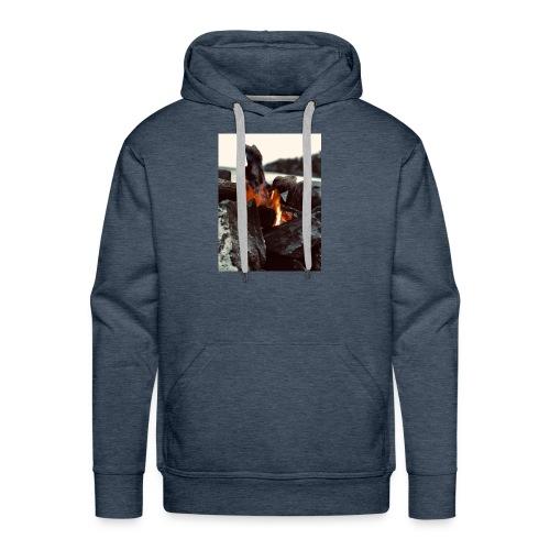 rigo poncio - Sudadera con capucha premium para hombre