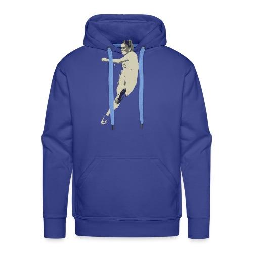 JAIMY VISSER - Mannen Premium hoodie