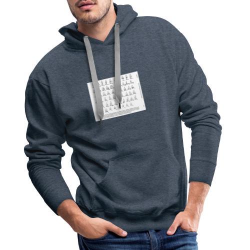 Picture 33 - Sweat-shirt à capuche Premium pour hommes