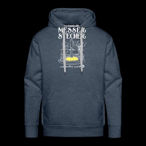 Messerstecher - Männer Premium Hoodie