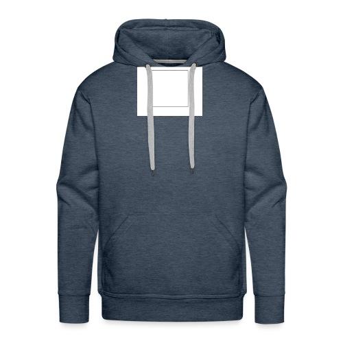 Square t shirt - Mannen Premium hoodie