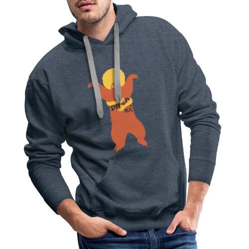 The Bear Hug - Men's Premium Hoodie