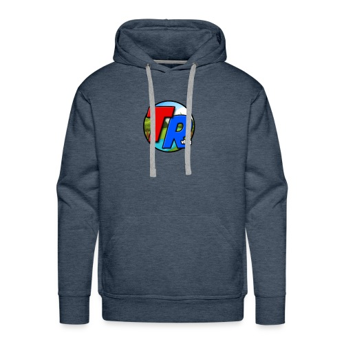 Track Rural Logo - Sudadera con capucha premium para hombre