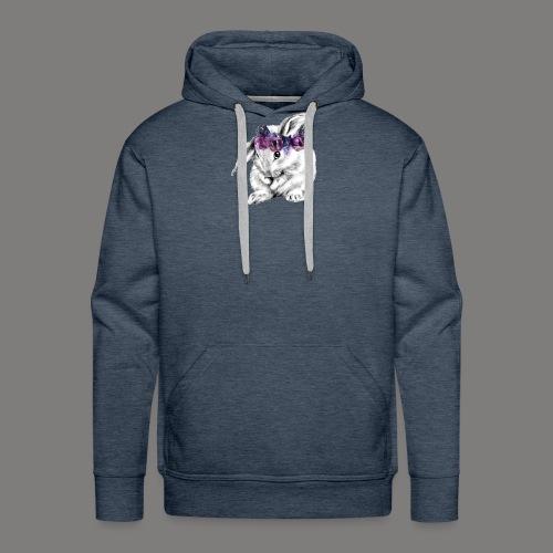kaninchen - Männer Premium Hoodie