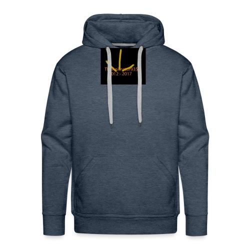 TheAnimator935 Logo - Men's Premium Hoodie