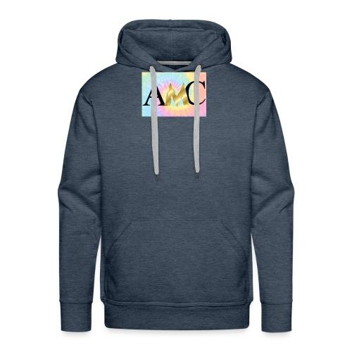 Tie dye - Men's Premium Hoodie