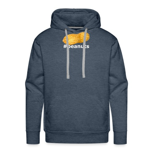 hashtag peanuts shirt - Männer Premium Hoodie