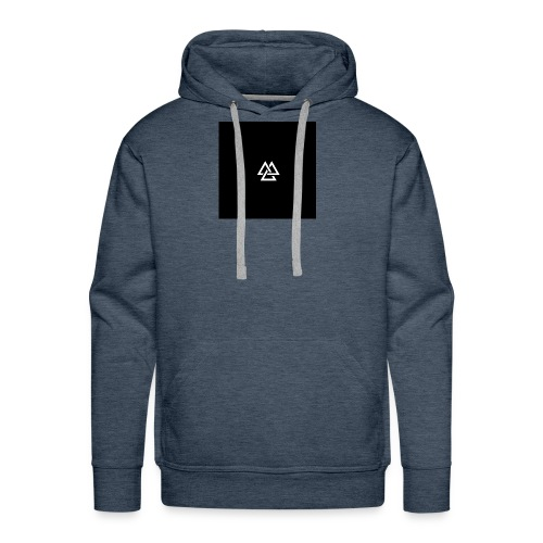 Its my logo for youtube - Men's Premium Hoodie