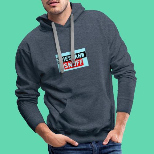Friesland Snuff - Männer Premium Hoodie