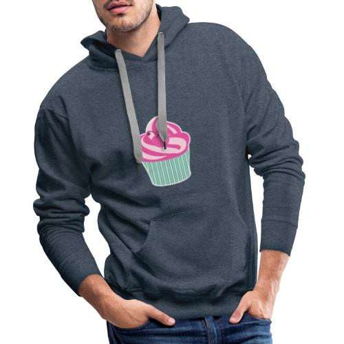 Cupcake - Männer Premium Hoodie