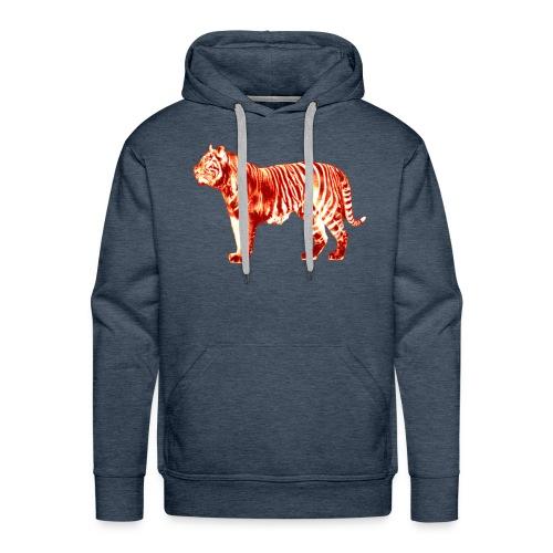 Red Tiger - Men's Premium Hoodie
