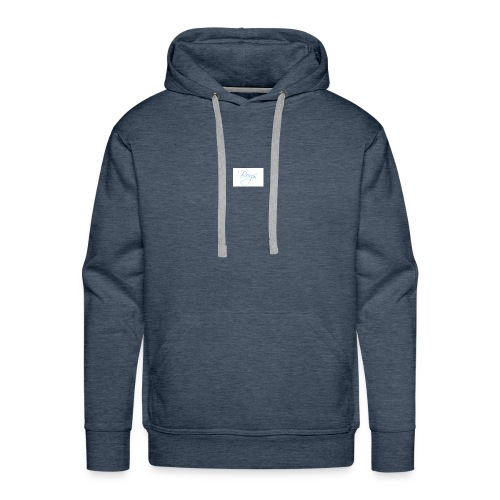 yunus training - Mannen Premium hoodie