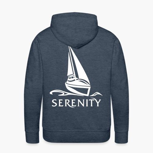 Serenity Hoodie - Men's Premium Hoodie