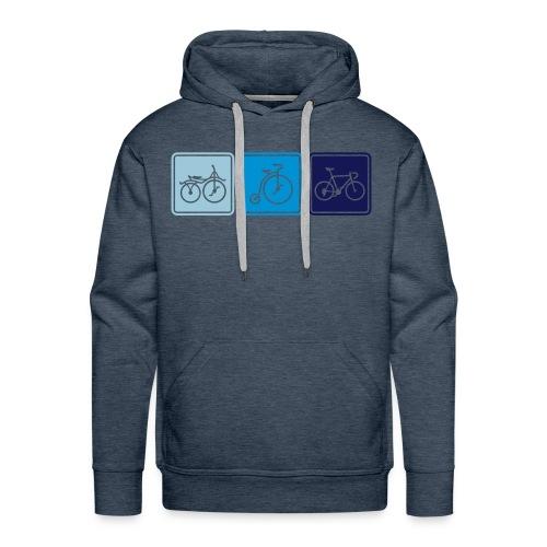 Bike Evolution - Men's Premium Hoodie