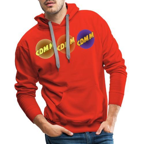 CDMM - Sweat-shirt à capuche Premium pour hommes