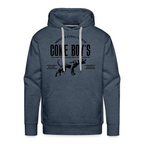 coke boys knl - Sweat-shirt à capuche Premium pour hommes