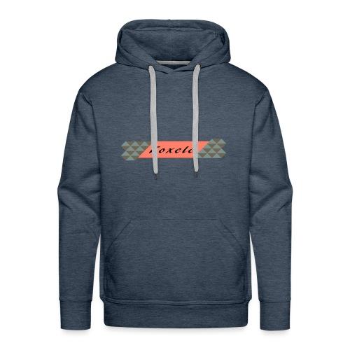 foxele band - Men's Premium Hoodie