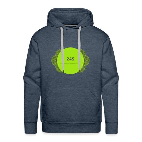 The Official 24S Logo - Men's Premium Hoodie