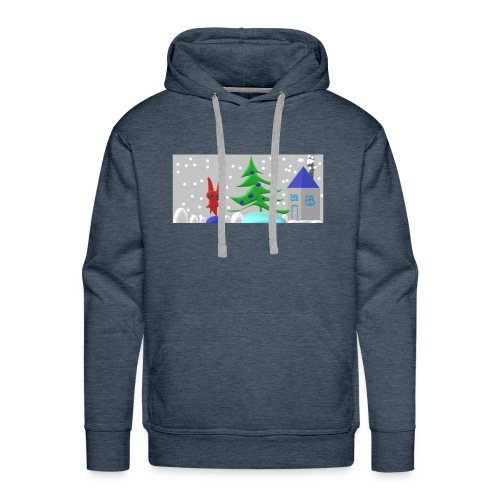 christmas - Men's Premium Hoodie