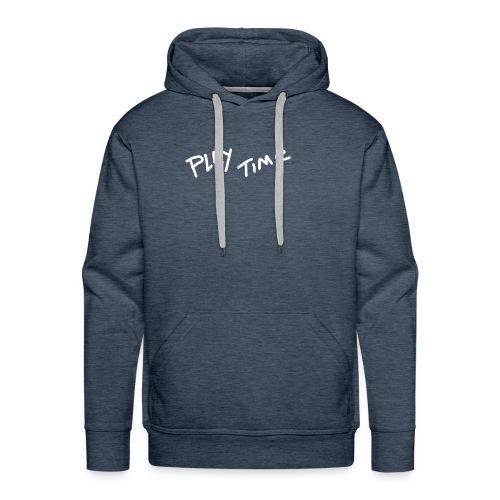 Play Time Tshirt - Men's Premium Hoodie