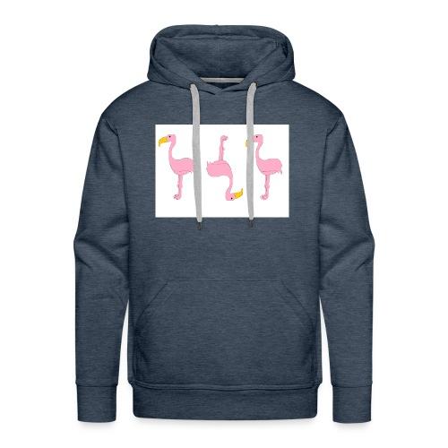 3 flami's - Mannen Premium hoodie