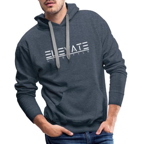 ELEVATE LIFESTYLE NL - Mannen Premium hoodie