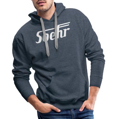 Soehr Logo04 - Männer Premium Hoodie