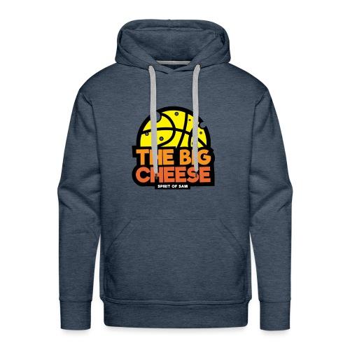 The Big Cheese Logo - Men's Premium Hoodie
