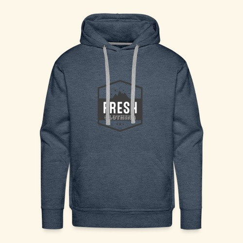 fresh - Men's Premium Hoodie
