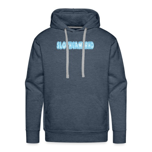 Channel Title - Men's Premium Hoodie