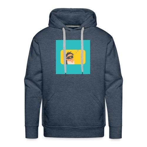 The Night Clothing Tee-1 - Men's Premium Hoodie