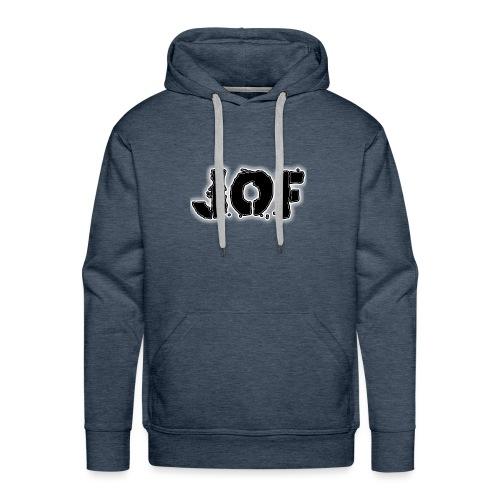 Jof black - Mannen Premium hoodie