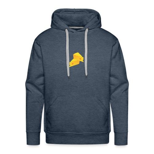Official CheeseMates Big - Mannen Premium hoodie