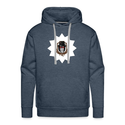 Goonski starbadge - Mannen Premium hoodie