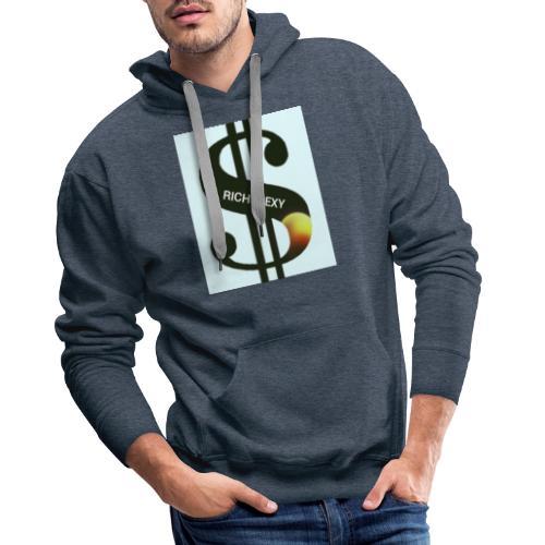 Rich$Sexy - Männer Premium Hoodie
