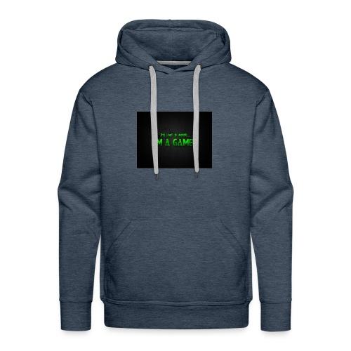 i'm a gamer - Men's Premium Hoodie